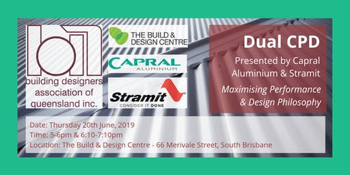Dual CPD with Capral & Stramit