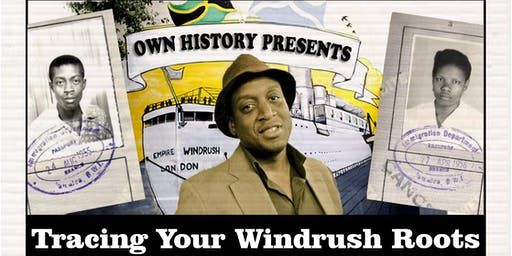 Tracing Your Windrush Roots @ St Pauls Learning Centre Bristol