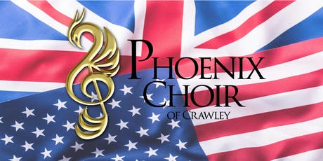 The Phoenix Choir of Crawley: Stars, Stripes and Union Jacks Picnic Concert tickets