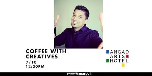 Coffee With Creatives | Rok Patel - Improv Comedian