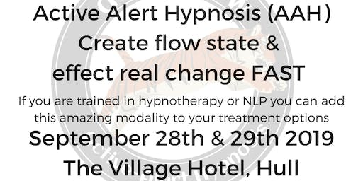 Learn Active Alert Hypnosis (AAH)