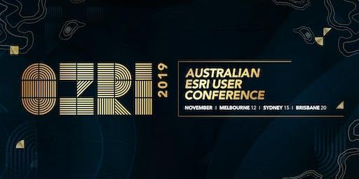 Ozri 2019 - Melbourne