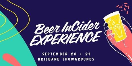 Beer InCider Experience tickets
