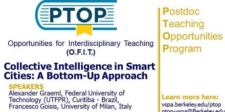 Collective Intelligence in Smart Cities: A Bottom-Up Approach tickets