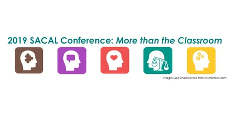 SACAL 2019 Conference – More than the Classroom tickets