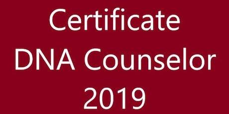 Certificate DNA Talent Counselor November 13-15, 2019 Schiphol Netherlands tickets