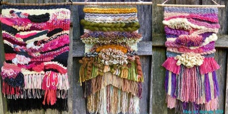 Art Weaving Workshop - One Ticket Left! tickets