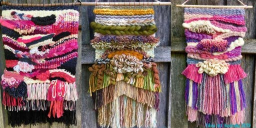 Art Weaving Workshop - SOLD OUT
