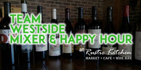 Westside TEAM Summer Mixer and Happy Hour tickets