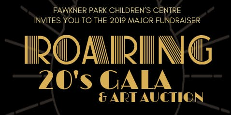 Fawkner Park Roaring 20's Gala & Art Auction
