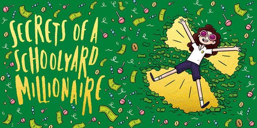 Book Launch: 'Secrets of a Schoolyard Millionaire' by Nat Amoore
