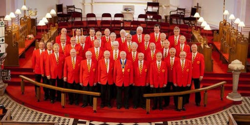 Scunthorpe Male Voice Choir - Foodbank Fundraiser