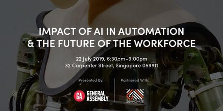 AI Impact: Automation and the Future of the Workforce tickets