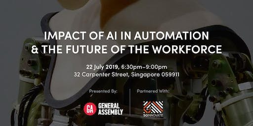 AI Impact: Automation and the Future of the Workforce