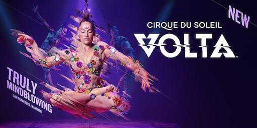 Cirque du Soleil in Chicago - VOLTA