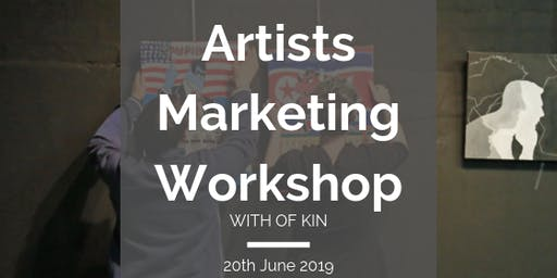 Artists Marketing Workshop