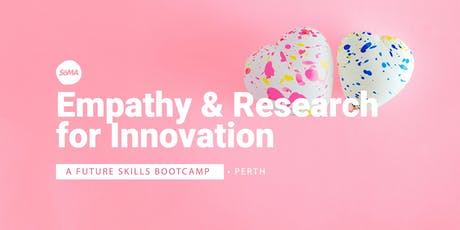 Empathy & Research for Innovation tickets