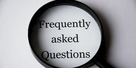 Go Digital Q&A session 3 : Les différentes plateformes pour créer son site internet - FR tickets