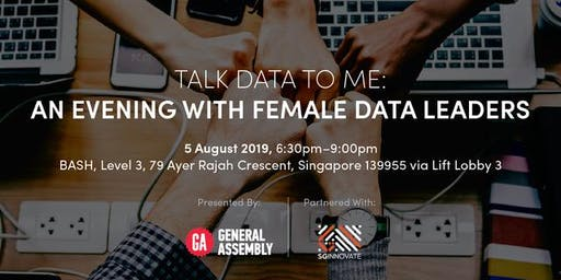 Talk Data to Me: An Evening with Female Data Leaders
