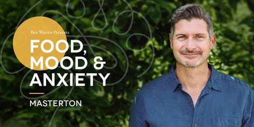 Food, Mood & Anxiety – Masterton