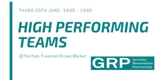 Grimsby Renewables Partnership Thursday 20th June 2019