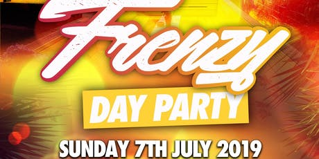 Frenzy - Day Party tickets