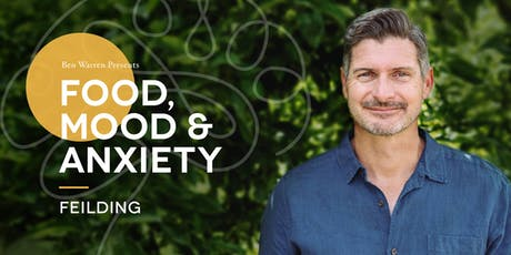 Food, Mood & Anxiety – Feilding tickets