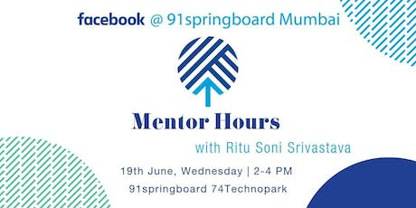 Mentor Hours with Ritu Soni Srivastava tickets