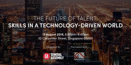 The Future of Talent:  Skills in a Technology-Driven World tickets