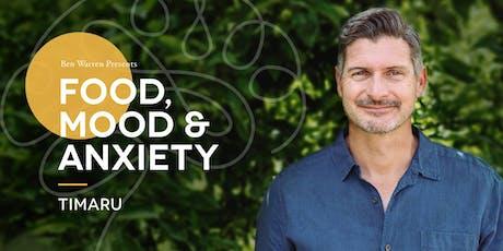 Food, Mood & Anxiety –Timaru tickets