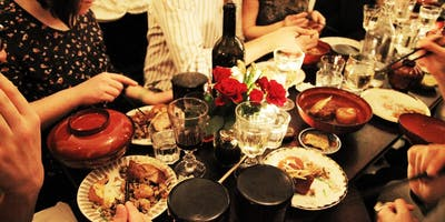 Forge Food Revival: Supper Club celebrating the wonderful diversity of food
