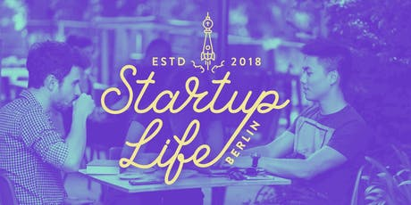 Startup.Life_Think - A meetup for Christians in the Startup Scene tickets