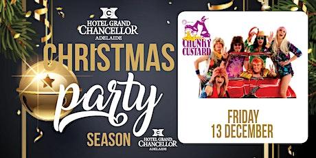 Chunky Custard Christmas Show - Friday 13th December 2019 tickets