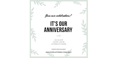 VLC - ANNIVERSARY EVENT