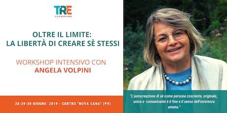 Oltre il limite: la libertà di creare sè stessi - workshop  intensivo biglietti