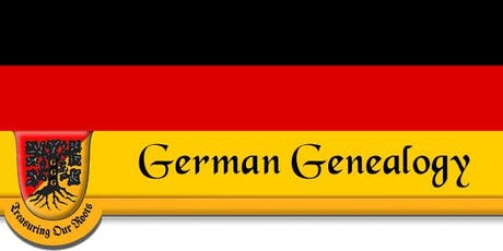 Discovering Your German Roots:  The Great Migration, 1815-1914  With Robert Jackson tickets