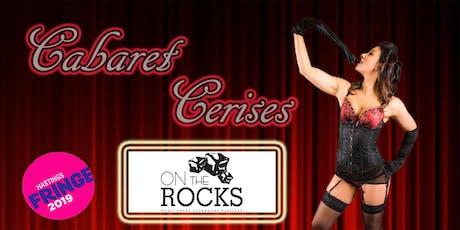 Cabaret Cerises tickets