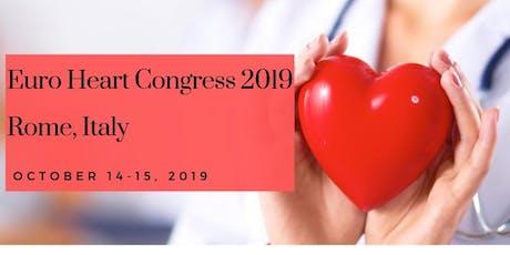 Annual Congress on Cardiology & Heart Health biglietti