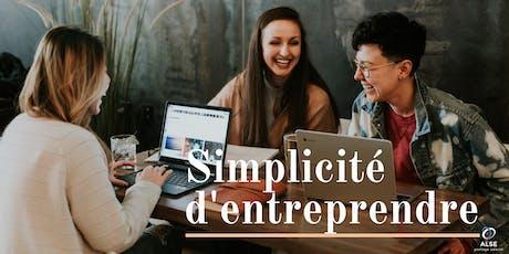 Entreprendre simplement - Rouen billets