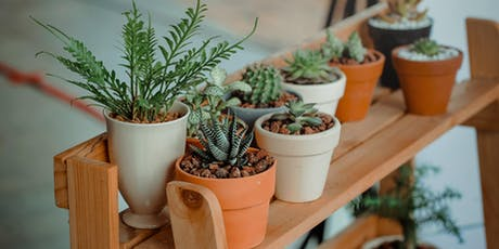 How NOT to kill your plants. Tickets