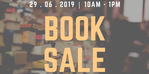 Pre-loved Book Sale, All ages