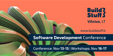 "Software Development Conference ""BUILD STUFF 2019"" Lithuania tickets"