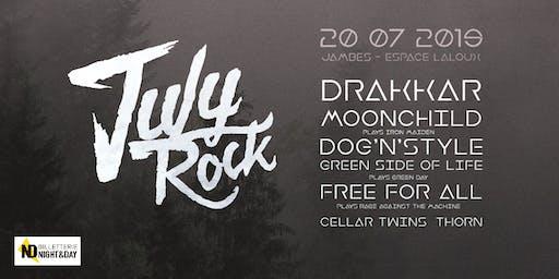 July Rock Festival 2019