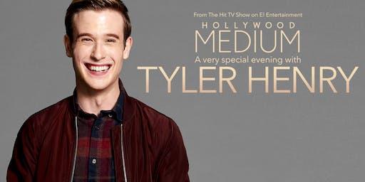 Tyler Henry: The Hollywood Medium