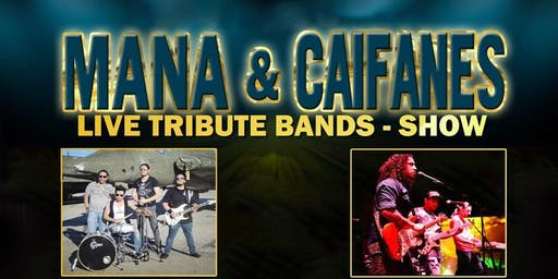 Mana and Caifanes Tribute Bands
