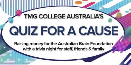 Quiz for a Cause tickets