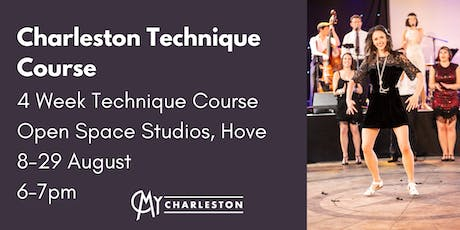 4 Week Charleston Technique & Stylisation Course tickets