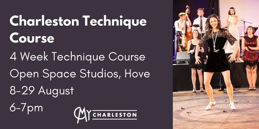 4 Week Charleston Technique & Stylisation Course