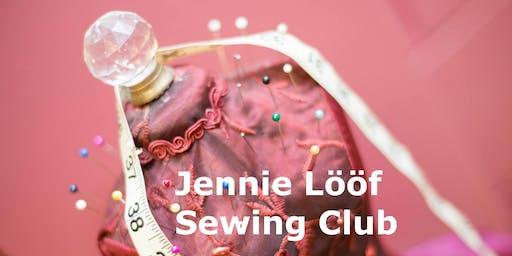 Jennie Lööf Sewing Club July 2019