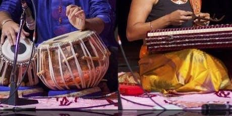 Avartan Baithak Series - Shiva & Arun Ramamurthi, Jas & Kamaljeet Ahluwalia tickets